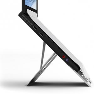 Oryx evo D portatīvā datora statīvs (14-15″)
