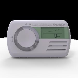 CO-9D, Oglekļa monoksīda (tvana gāzes (CO)) detektors ar displeju (7 gadi)
