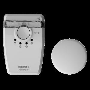 W2-SVP-630,  Wi-Safe 2 stroblampa un vibrācijas paliktnis