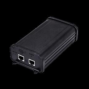 AP-GIC-010A-060, Vivotek Indoor IEEE802.3at 60W Gigabit UPoE Injector