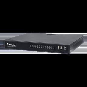 ND8322P Vivotek 8-kanālu POE videoieraksta serveris