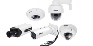 Vivotek IP kameras
