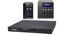 NVR - tīkla videoieraksta iekārta