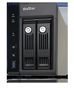 VS-2204 Pro+, QNAP 4-kanālu (papildināms līdz 12 kanāliem) NVR – PARAUGA izpārdošana