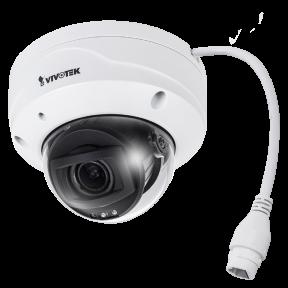 FD9388-HTV Vivotek 5Mpx kupola kamera, 2.8~12mm, WDR Pro